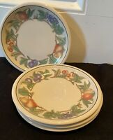 "Epoch WHOLESOME 7 1/2"" Salad Plates Set of 4"