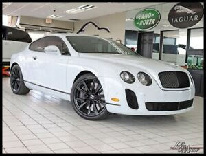 2010 Bentley Continental GT Supersports AWD
