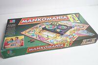 Brettspiel Mankomania von MB Spiele 1993 Wie verjubelt man eine Million