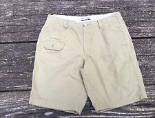Columbia Women's Khaki Hiking Walking Shorts Size 8