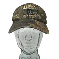 Libby Camps T8-R9 Maine Baseball Cap Hat Camouflage Embroidered OSFM Strap Back