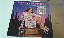 DONNA SUMMER On The Radio: Greatest Hits RARE COVER   ISRAELI LP  STREISAND