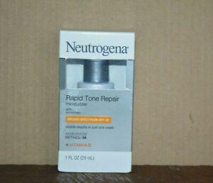 NEUTROGENA RAPID REPAIR MOISTURIZER  RETINOL-SA ( 1 OZ ) vitamin-c + spf-30
