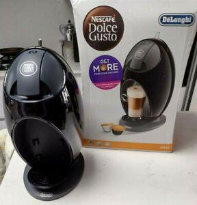Delonghi Nescafé Dolce Gusto Jovia Pod Coffee Machine Black Fully Working Boxed