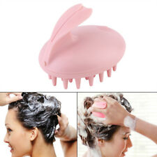 Electric Head Massager Shampoo Massage Comb Bath Brush Scalp Vibrating Rabbit