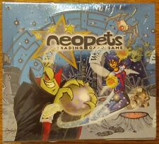 """NEOPETS TCG Sealed Booster Box (36 packs) """"RETURN OF DR. SLOTH""""  NM/M"""