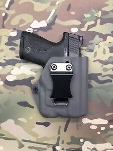 Armor Gray Kydex IWB Holster for M&P Shield 2.0 Streamlight TLR-6