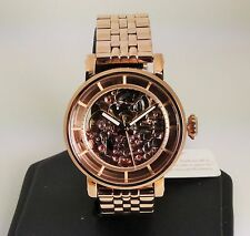 Fossil Original Boyfriend Rose Gold Skeleton ME3065 Ladies Watch FREE UK Post