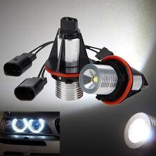 2Pcs LED 6000K Standlicht Angel Eyes 5W Marker Licht Für BMW 5er E39 E53 E65