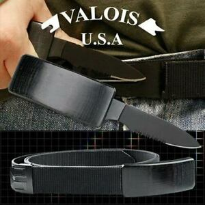 Adjustable Camping Belt Fishing Tool Outdoor Fixed Blade Survival