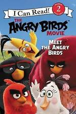 The Angry Birds Movie: Meet the Angry Birds (I Can Read Level 2) by Chris Cerasi
