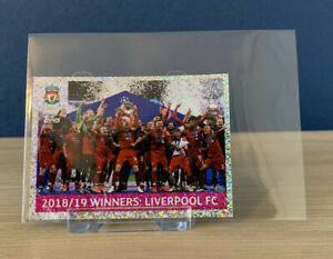 Topps Champions League 2019/2020 - 2018/19 Winners Liverpool - #3