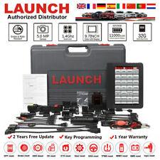 2020 Version LAUNCH X431 V+ ScanPad Diagnostic Scanner Key Coding Multi-Language