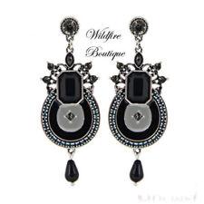 Hook Statement Fashion Earrings