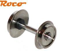 """Roco H0 140576 DC Ruote standard isolate da un lato """"Mezzo d'opera"""" (1 Pezzo)"""