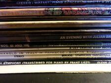 lot 11 MINTY Classical LPs  Glenn Gould Munch Fremaux Saga Urania Konwitschny