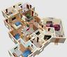 3D Home and Office Interior Design Designer Planning Software CAD Program