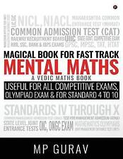 Magical Book for Fast Track Mental Maths : A Vedic Maths Book by Mp Gurav...