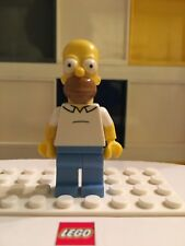 LEGO 71005 MINIFIGURES THE SIMPSONS #01 Homer Simpson Remote Donut Series 1 B21