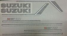 SUZUKI X5  GT200X5 GT200 FULL PAINTWORK DECAL KIT