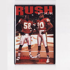 Derrick Thomas / Neil Smith / Rush Hour - Costacos Poster Magnet (nike chiefs)