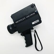 Bentley Super 8 BX-720 Video Camera - Not Tested