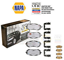 Brake Pad Set Front NAPA fits 2002-2012 Subaru Legacy Baja Forester Outback 9-2x