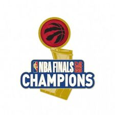 TORONTO RAPTORS 2019 CHAMPIONS COLLECTORS PIN SHIPS FROM CANADA