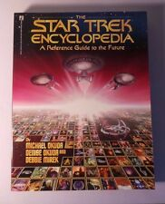The Star Trek Encyclopedia: A Reference Guide to the Future (1994 Paperback) NEW