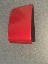 OEM Mercedes W208 CLK REAR RIGHT jack cap cover trim plug molding rocker RED