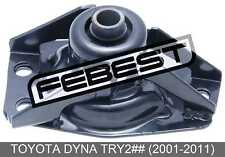 Front Differential Mount For Toyota Dyna Try2## (2001-2011)