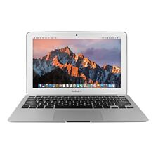 "Apple MacBook Air 11.6"" Laptop (1.6 GHz Intel Core i5, 128GB, Silver) -MJVM2LL/A"