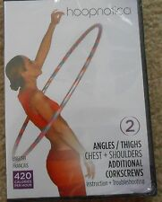 Hoopnotica Hoopdance Hoop Dance Level 2 Intermediate DVD Fitness Exercise New