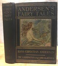 Anderson's Fairy Tales Book Hans Christian Andersen, Macrae & Smith Co