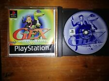 GEX Deep Cover Gecko (PS1)