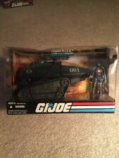 Gi Joe Cobra H.i.s.s. With Hiss Commander Tank Vehicle Hasbro 2008