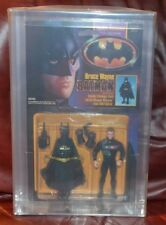 Batman-Bruce Wayne Dark Knight AFA Kenner RARE VINTAGE TOY!!!