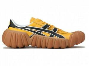 Asics Onitsuka Tiger DENTIGRE TAI-CHI 1183B259 TIGER YELLOW/BLACK With shoe bag