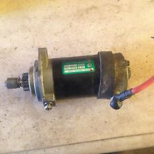 TOHATSU OUTBOARD 50HP STATER MOTOR 3C8-76010-100