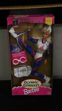 Barbie Doll~Olympic Gymnast~1996 Atlanta~Box Dated 1995~NRFB~Mattel 15123