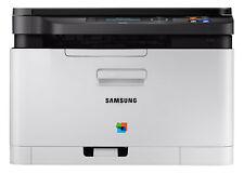 Samsung Xpress C480W Farblaser Multifunktionsgerät  ++ guter Zustand ++