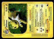 POKEMON SKYRIDGE HOLO (ITALIAN) CARTE N° H12/H32 JOLTEON