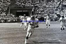 Buffalo Bills Kemp VS Kansas City Chiefs Jerrel Wilson 9-11-1966 8X10Photo