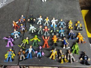 Imaginext Figures Monster, Knights, Ninja Lot Playskool