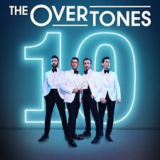 THE OVERTONES - 10 [CD] Released On 30/07/2021*