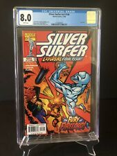 Silver Surfer V3, #146, CGC 8.0,  Final Issue!!