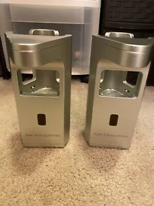 Bath & Body Works Smart Soap Dispenser Touch Free Hand Wash Automatic Silver (2)
