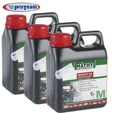 Mathy® M 3 Liter (3 x 1 L) Motorenoel- Additiv 0- 60  tuning v. Vertragshändler