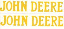 1.5 hp John Deere Gas Engine Motor 2 Piece Decal Set Hit & Miss Flywheel Antique