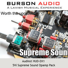 AUDINST HUD-DX1 Burson V5i Opamp Upgrade Package